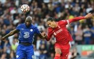 Thông số Liverpool 1-1 Chelsea: Máy sút penalty; Đất dữ với Lukaku