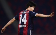 Takehiro Tomiyasu - Emirates chào đón một quái thú toàn năng