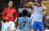 Cristiano Ronaldo sẽ mang chiếc áo số 7 huyền thoại của Man Utd?