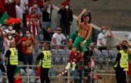 Đá hỏng penalty, lập cú đúp 5 phút cuối, Ronaldo giúp Bồ Đào Nha ngược dòng hạ Ireland