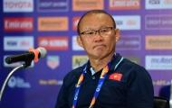 HLV Park Hang-seo: 'ĐT Việt Nam yếu nhất bảng B'