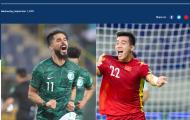 Trang chủ AFC: Saudi Arabia hãy coi chừng ĐT Việt Nam