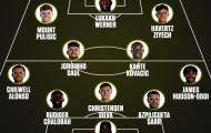 Chiều sâu đội hình tuyệt vời của Chelsea