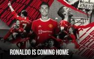Phi vụ triệu đô và đặc ân ngỡ ngàng Man Utd định sẵn cho Ronaldo