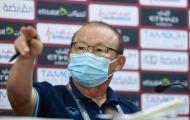 Thầy Park lên tiếng về 2 quả penalty và tấm thẻ đỏ của Duy Mạnh