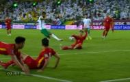 'Trọng tài có lý khi thổi penalty cho Saudi Arabia'