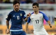 Sao Chelsea: 'Tôi cố tỏ ra ngầu khi ngồi cạnh Messi'