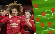 Đội hình 11 cầu thủ cho mượn của Man Utd: Ngọc quý tuổi teen