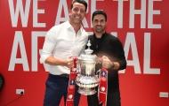Edu Gaspar có lẽ đã biết cách cứu vãn sự nghiệp của mình ở Arsenal