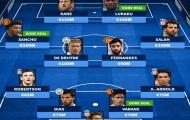 Đội hình được định giá cao nhất Premier League: Tân binh M.U ngang ngửa De Bruyne