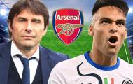 Đội hình chất của Arsenal nếu Conte thay thế Arteta