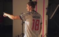 Có Sabitzer, Bayern bắn mũi tên trúng 3 đích