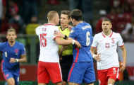 4 điều có thể bạn bỏ lỡ trận Ba Lan 1-1 Anh: Hỗn chiến; Kỷ lục của Kane