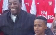 Omari Hutchinson: Viên ngọc Arsenal khiến Pele cảm thán