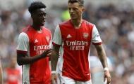 Trớ trêu thay việc Xhaka nghỉ thi đấu là thời điểm vàng để Arsenal bứt lên