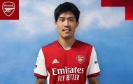 CĐV Arsenal muốn Arteta làm ngay 1 việc với tân binh Tomiyasu
