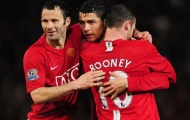 Rooney tin rằng Ronaldo sẽ làm được 1 điều giống Ryan Giggs