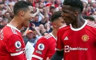 7 điểm nhấn Man Utd 4-1 Newcastle: Ngả mũ trước Ronaldo; Người thay Bruno Fernandes