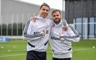 Pjanic ca ngợi Ronaldo và Messi