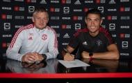 Ronaldo gọi điện yêu cầu áo số 7