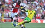 Chấm điểm Arsenal: Điểm 8 duy nhất; Đẳng cấp tân binh