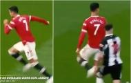 Ronaldo gây choáng với pha bứt tốc lên đến 32,5 km/h