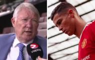 Sir Alex phá vỡ im lặng khi Ronaldo ra mắt M.U