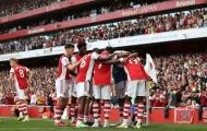 Ra mắt ấn tượng, chiến binh Arsenal được khen ngợi hết mực