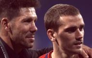 Với Griezmann, Atletico tự tin tiếp tục thống lĩnh La Liga