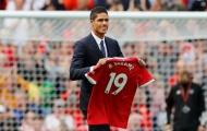 Nạn nhân của Varane muốn rời khỏi Man Utd dài hạn