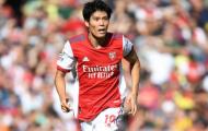 Tomiyasu nhắn nhủ Arteta về vị trí tối ưu ở Arsenal