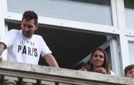 Messi đang cảm thấy bất tiện tại PSG