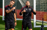 Trở lại tập luyện sau 2 tháng, sao Man Utd nói lời ruột gan