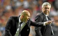 5 điểm khác biệt lớn nhất giữa Ancelotti và Zidane khi dẫn dắt Real