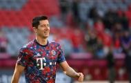 Không có giới hạn dành cho Lewandowski