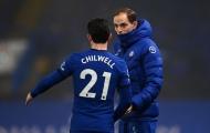 Chelsea sẽ hưởng lợi nhờ sự quyết đoán Tuchel dành cho Chilwell