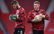 Solskjaer cập nhật tình hình thủ môn của Man Utd