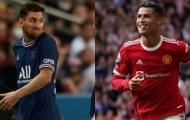 2 mặt tương phản của Ronaldo và Messi: Man Utd mở hội, PSG lao đao
