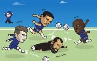 Cười té khói với loạt ảnh chế Chelsea thắng Tottenham