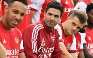 Arteta đã có quyết định về chiếc băng đội phó của Arsenal?