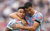 Đội hình M.U đấu West Ham: Tình trạng Ronaldo, 6 cái tên dự bị xung trận