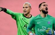 Cựu sao Inter bất ngờ trước sự cạnh tranh thủ môn tại PSG