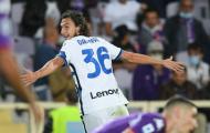 Cựu sao Man Utd ghi bàn, Inter thắng ngược Fiorentina trên sân khách