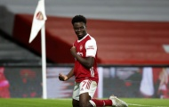 Liverpool gây sốc với Bukayo Saka?