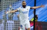 Benzema bắn hạ siêu kỷ lục trong ngày Real đại thắng