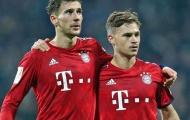 Chìa khoá vạn năng Kimmich - Goretzka của Bayern