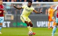 Arteta tiếp tục mạo hiểm dùng đội hình 4-1-4-1 để tiếp Tottenham