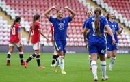 Nối tiếp đội nam, nữ M.U bị Chelsea hủy diệt trên sân nhà