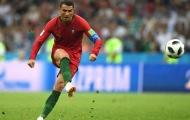 Vì sao Ronaldo sút phạt kém những năm qua?