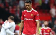 55 cú sút = 0 bàn thắng: Hồi chuông báo động cho hàng công Man Utd